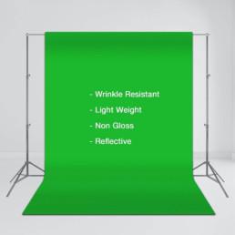 LimoStudio 9x15ft Green Backdrop 2