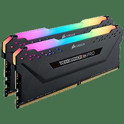 RAM - Corsair Vengeance RGB Pro 32 GB (2 x 16 GB) DDR4-3200 Memory