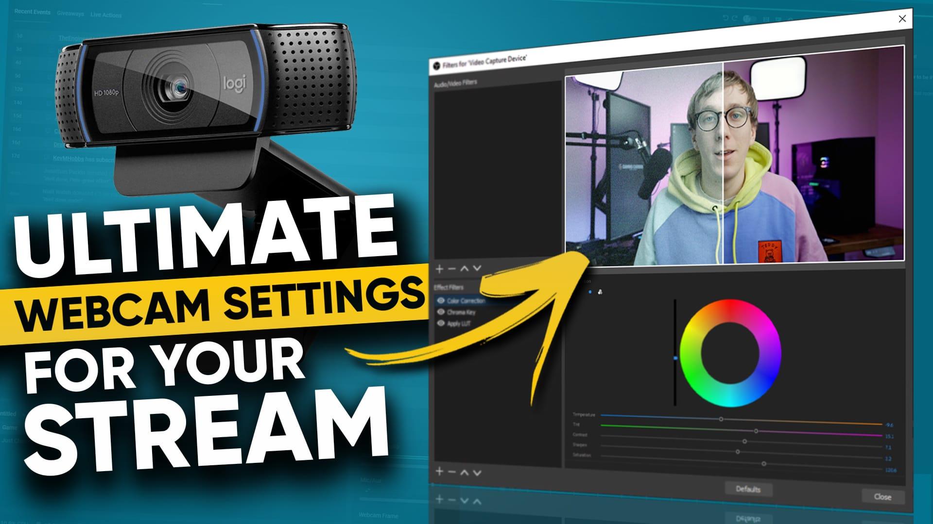 Webcam Colors - Gaming Careers Thumbnail